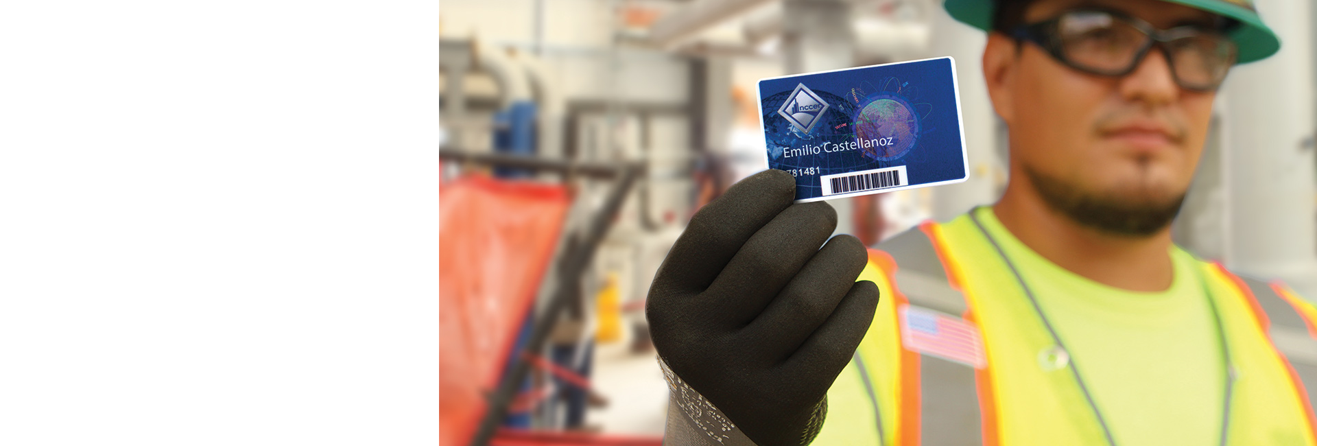 NCCER Wallet Card